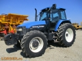 Vand TRACTOR New Holland TM