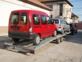 Vand PLATFORMA Wormann Trailer Transport Auto