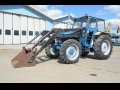 Vand TRACTOR Ford