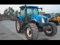 Vand TRACTOR New Holland
