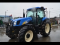 Vand TRACTOR New Holland T6050