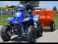 Vand ATV 125cc NITRO Bigfoot  NOU cu Casca Bonus Import Germania