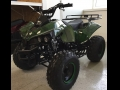Vand ATV NITRO Renegade 125cc Import Germania Garantie 1 AN