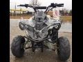 Vand ATV Atv Renegade 125ccRoti de 7 InchImport Germania